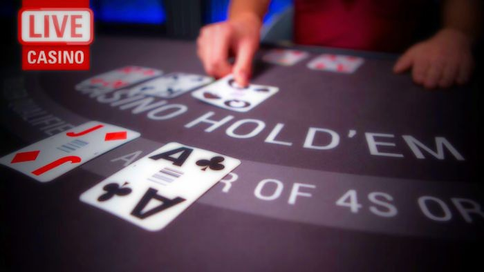 Live casino online provides many attractive benefits for gamers